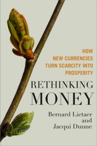 rethinking money book image